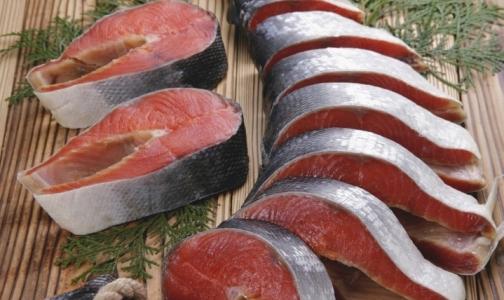 Фото №1 - Одна порция рыбы в неделю защитит от проблем со зрением
