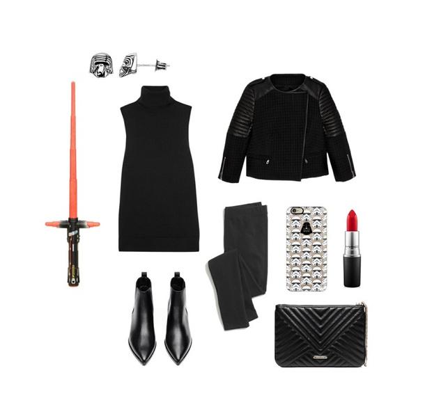 Фото №3 - Что носить в марте: 5 модных образов в стиле «Звездных Войн»