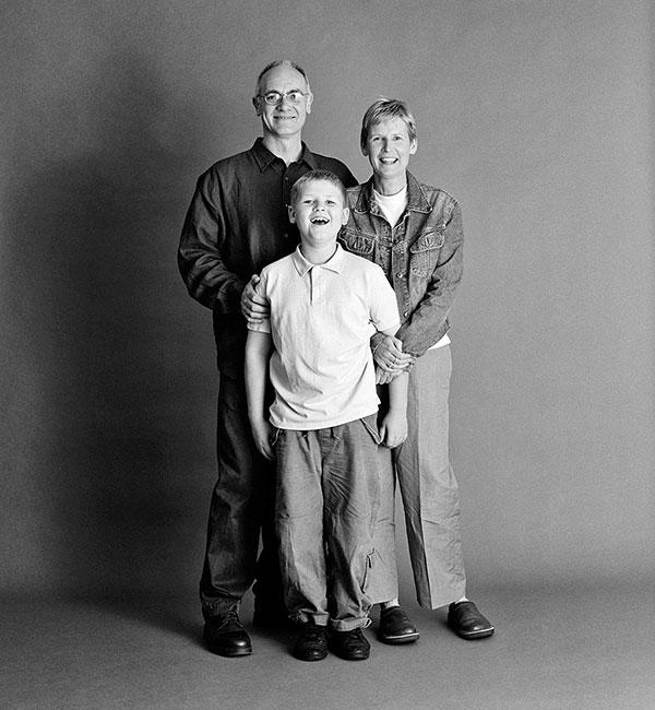 Фото №5 - Семейный портрет в интерьере времени