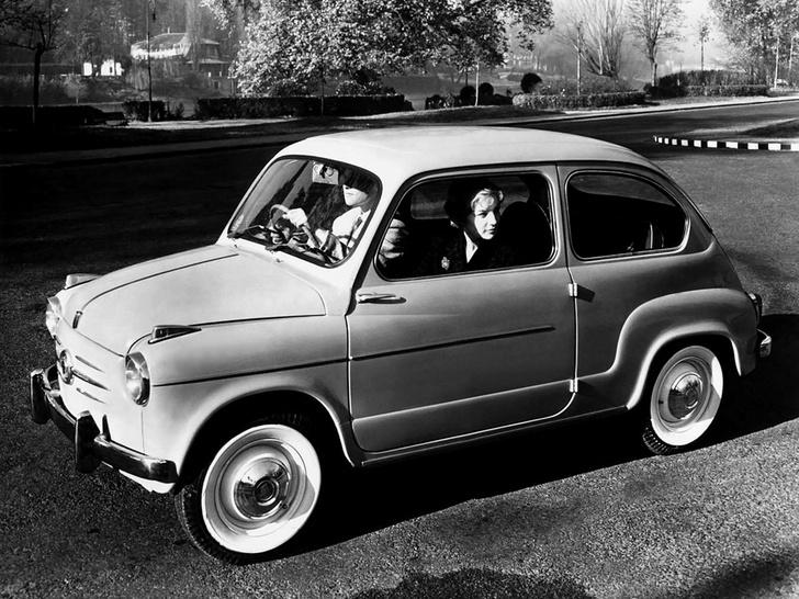 Фото №12 - 17 советских автомобилей, среди которых ни одного советского