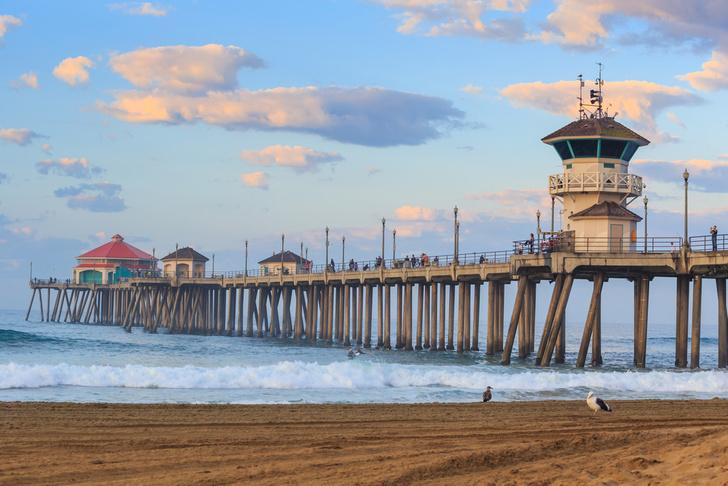 Фото №2 - Определены самые популярные пляжи США