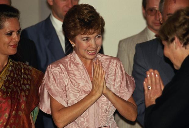 Фото №18 - Женщина с огромным сердцем и нелегкой судьбой: все о Раисе Горбачевой — единственной официальной первой леди СССР