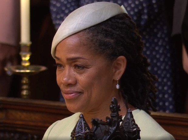 Фото №40 - Свадьба Меган Маркл и принца Гарри: как это было (видео, фото, комментарии)