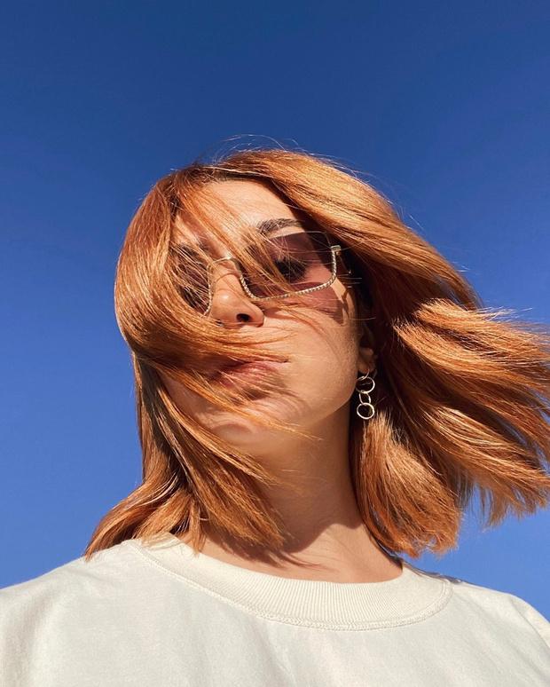 Фото №1 - Какой цвет волос будет самым модным летом-2020