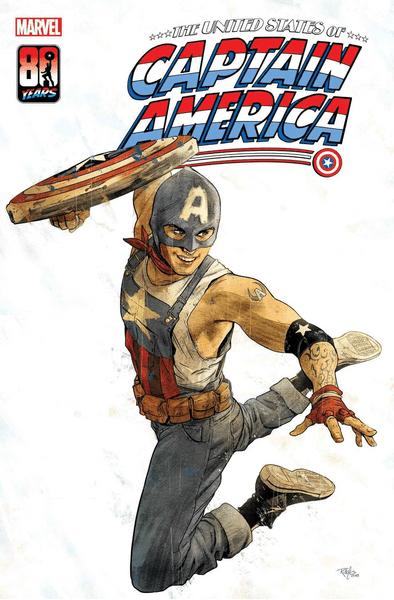 Фото №2 - В комиксах Marvel появится первый ЛГБТ-Капитан Америка