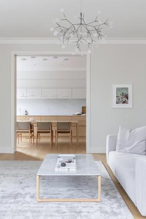 Фото №4 - Светлая скандинавская квартира в Лондоне