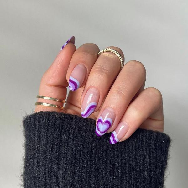 Фото №6 - Какая форма ногтей в тренде этой осенью: 12 идей для стильного маникюра