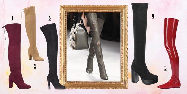 Фото №2 - Самая актуальная обувь этой осени