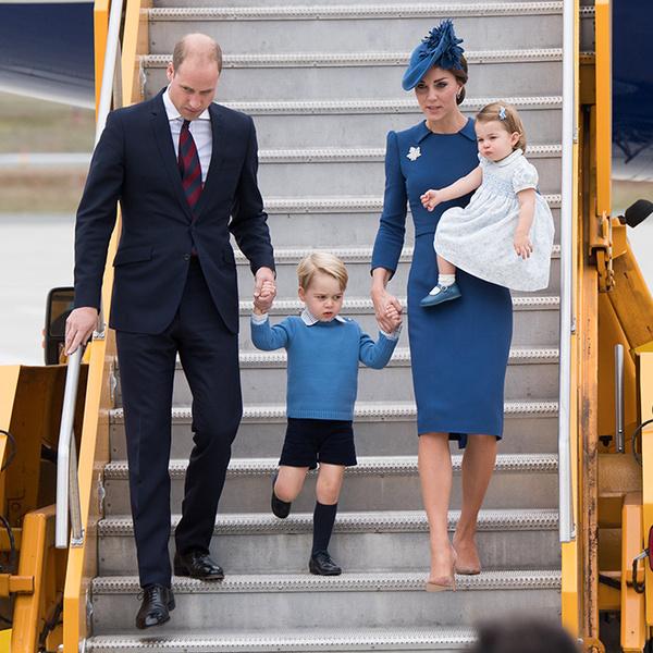 Фото №1 - Принц Джордж, принцесса Шарлотта и Кейт Миддлтон стали звездами канадского тура