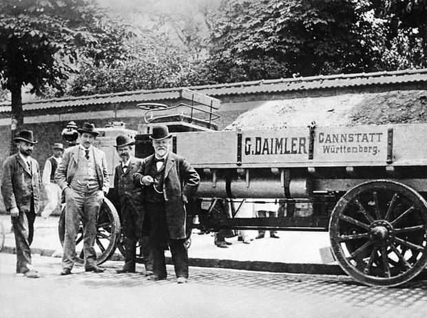 Фото №4 - 4 интересных факта о Вильгельме Майбахе, создателе первого автомобиля Mercedes