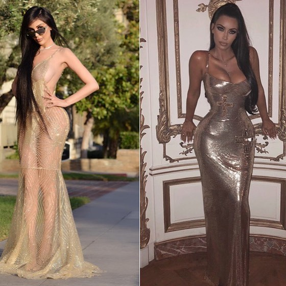 Фото №1 - Модель потратила полмиллиона долларов, чтобы превратиться в Ким Кардашьян: оцените