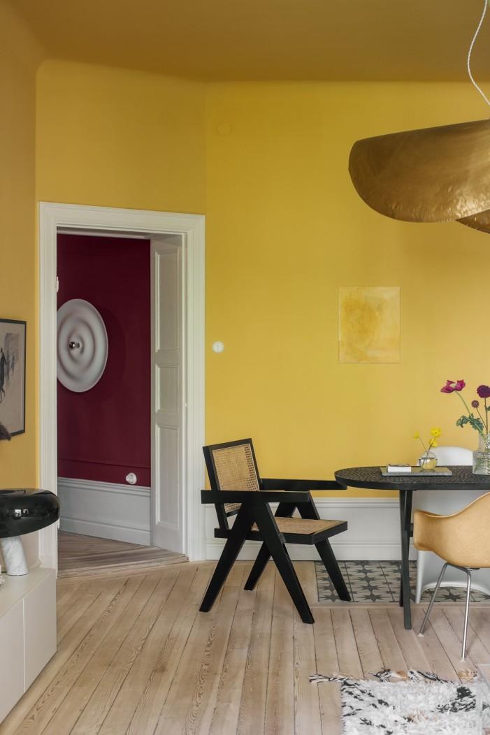 Фото №4 - Квартира в фермерском доме в Стокгольме
