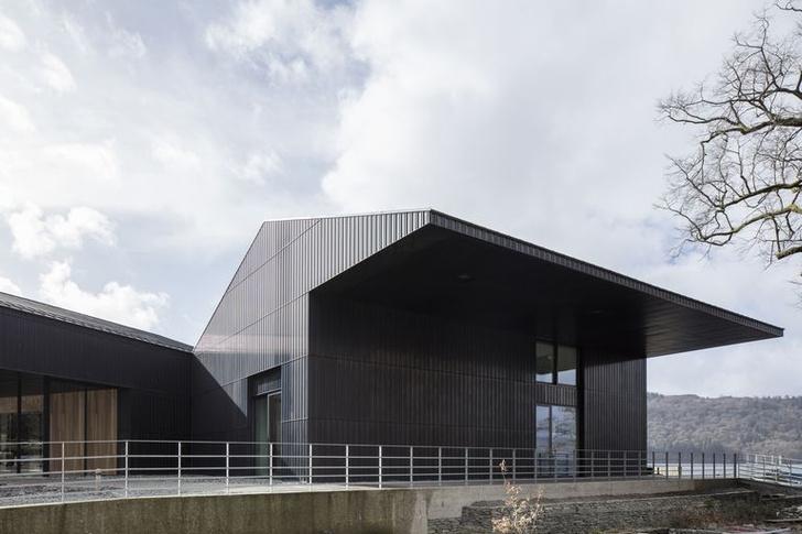 Фото №2 - Новый музей лодок в Англии по проекту Carmody Groarke
