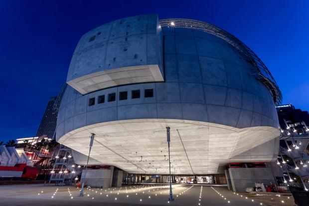 Фото №5 - Музей Академии киноискусств по проекту Ренцо Пиано
