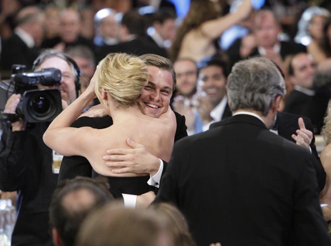 Фото №9 - Кейт Уинслет и Леонардо ДиКаприо: история самой крепкой голливудской дружбы