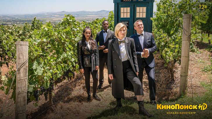 Фото №2 - Джоди Уиттакер рассказала, каково быть главной героиней сериала «Доктор Кто»