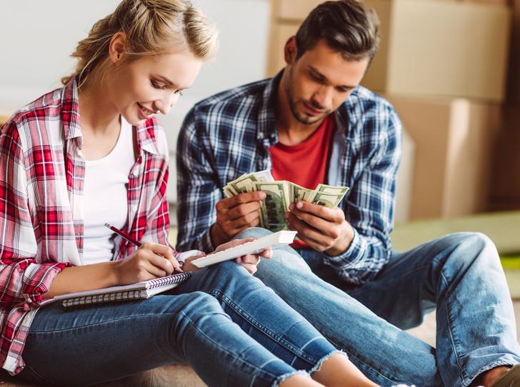 Фото №6 - Семейный бюджет: нужно ли делиться деньгами