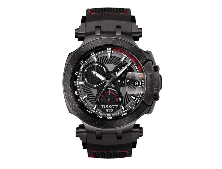 Фото №3 - Пять лучших моделей часов Tissot, посвященных мотоспорту