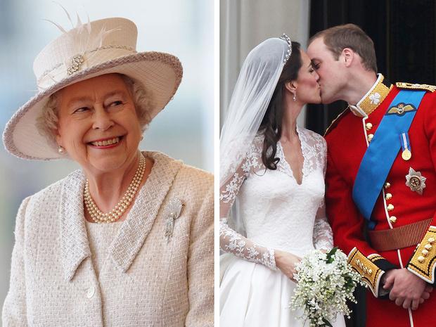 Фото №1 - Особый сюрприз: как Королева поздравит Кейт и Уильяма с десятой годовщиной свадьбы