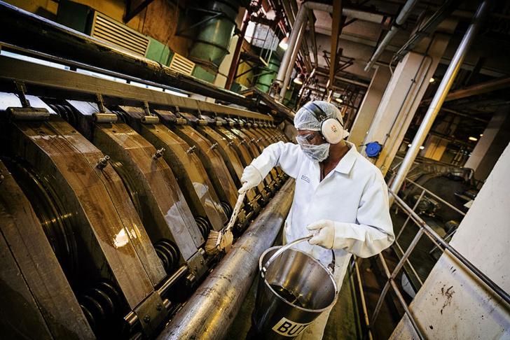 Фото №6 - Всё в шоколаде: репортаж с кондитерской фабрики