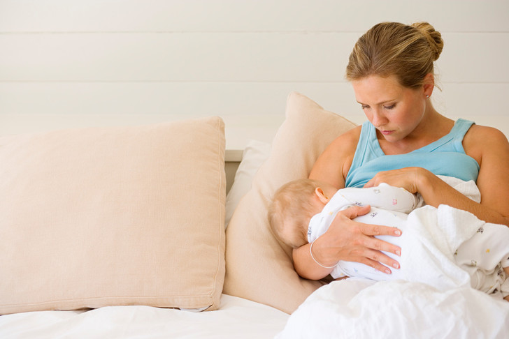 Фото №1 - 7 причин, которые не дают похудеть после родов