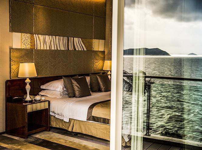 Фото №6 - Затеряться в море: на крошечном острове в Китае открылся курорт Club Med