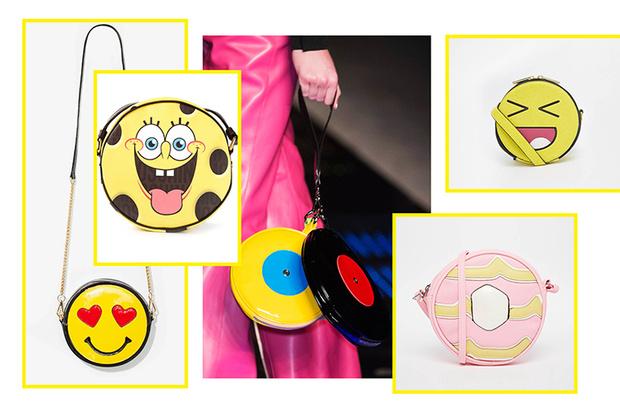 Фото №1 - Топ-20: Круглые сумки