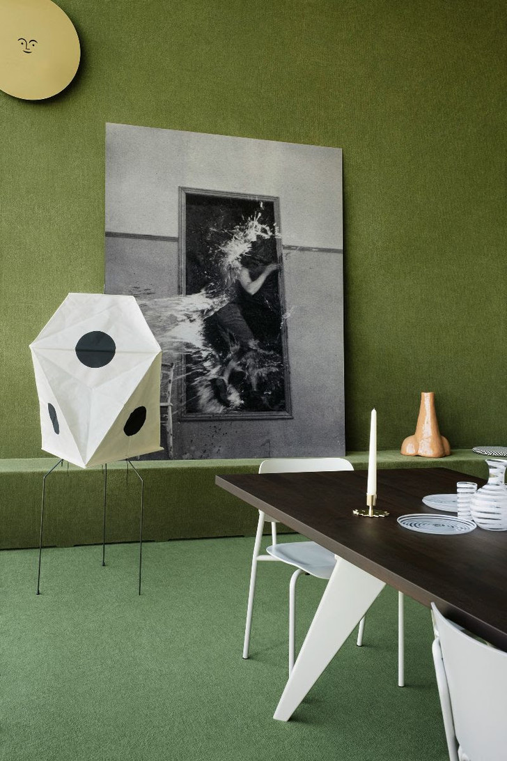 Фото №8 - Новая экспозиция в лофте VitraHaus от студии Charlap Hyman & Herrero