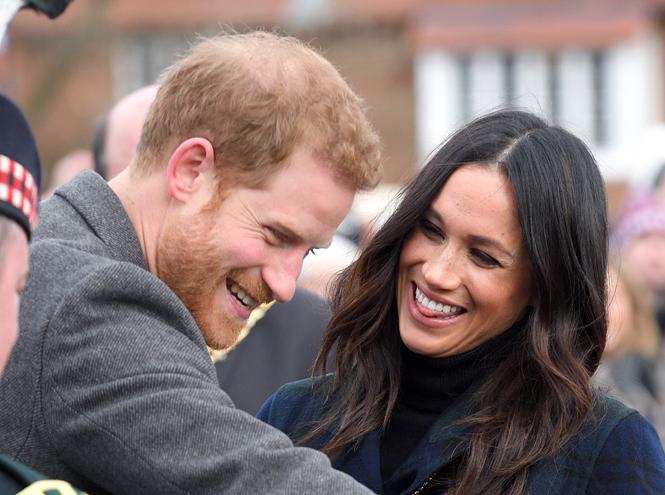 Фото №2 - Какой будет свадьба Гарри и Меган: прогноз звездного организатора