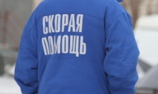 Фото №1 - Бригаду петербургской «Скорой помощи» избили на вызове