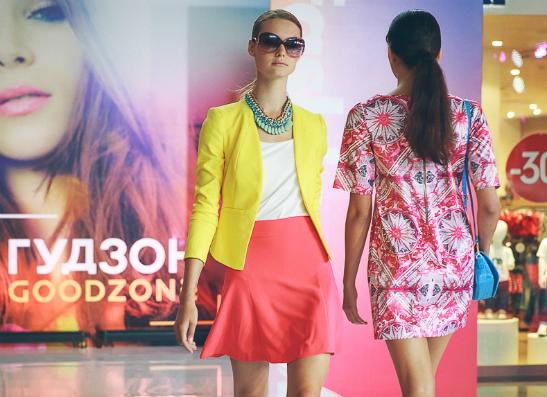 Фото №1 - Fashion Day в ТРЦ «ГУДЗОН»