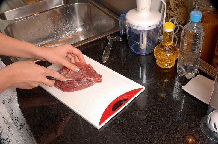 Фото №1 - Как приготовить мясное пюре для грудничка