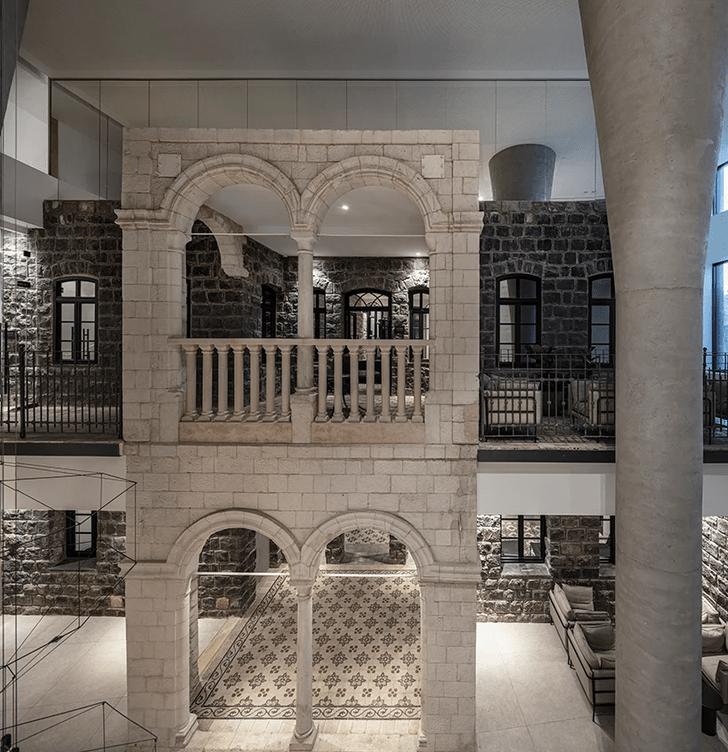 Фото №5 - Отель в здании времен Османской империи