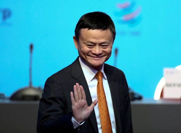 Фото №1 - Джек Ма покинул пост руководителя Alibaba Group