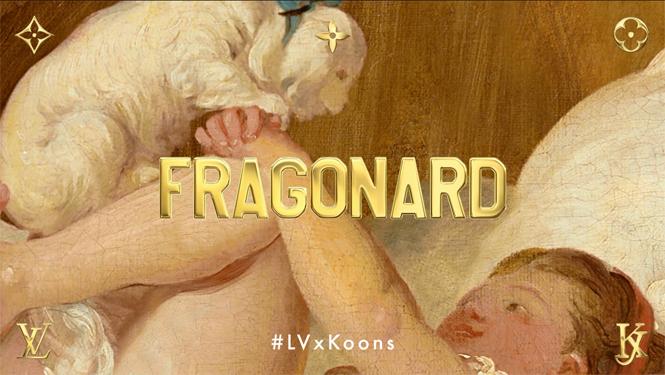 Фото №5 - «Джоконда» в гардеробной: Джефф Кунс переосмыслил шедевры живописи для Louis Vuitton