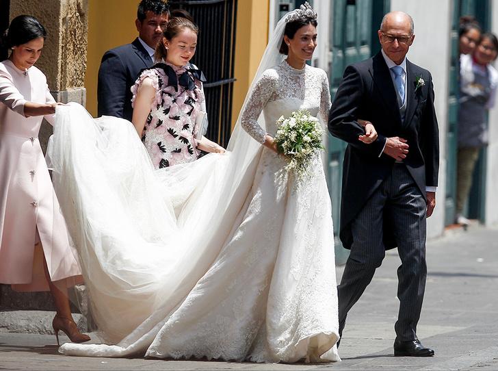 Фото №10 - Принц Кристиан Ганноверский сыграл повторную свадьбу (теперь с размахом)