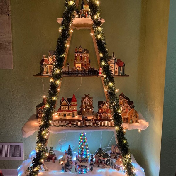 Фото №16 - Бюджетно и красиво: Как украсить дом к Новому году без лишних затрат 💫
