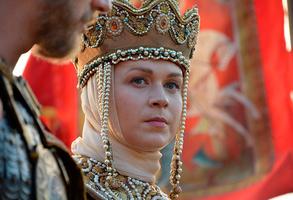 Светлана Колпакова в сериале «Золотая орда»