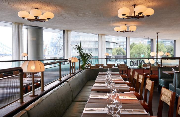 Фото №8 - Итальянский ресторан Tavolino на берегу Темзы