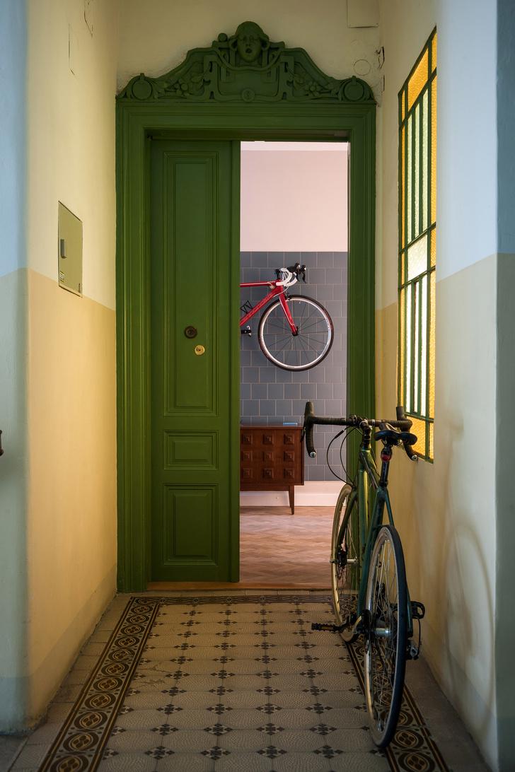 Фото №1 - Квартира для пары велосипедистов в Вене