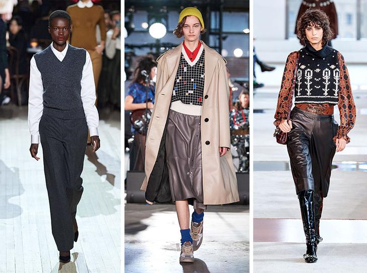 Фото №11 - 10 трендов осени и зимы 2020/21 с Недели моды в Нью-Йорке