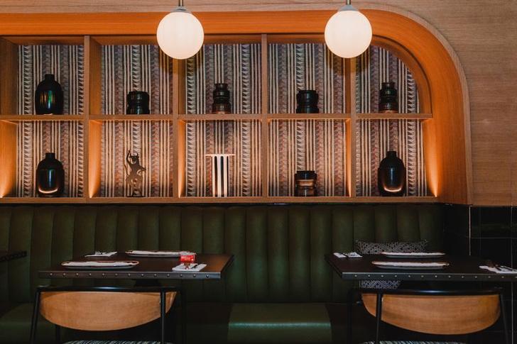 Фото №2 - Новый ресторан «четыре в одном» в Мадриде