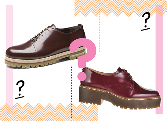 Фото №1 - Дорого-дешево: Ботинки на рифленой подошве