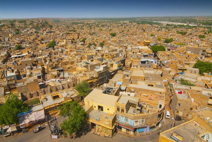 Фото №1 - В Индии зафиксирована 50-градусная жара