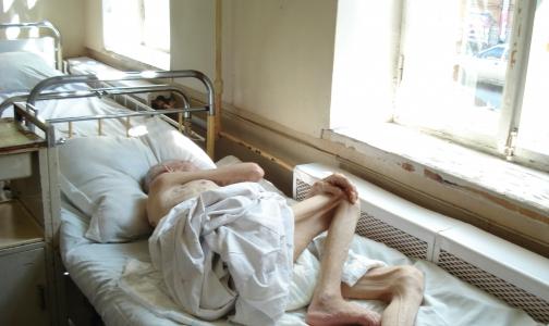 Фото №1 - В Петербурге ищут койки сестринского ухода