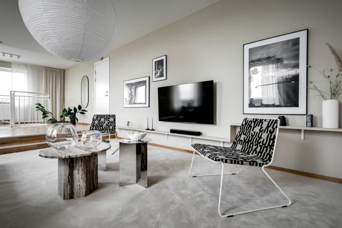 Фото №3 - Коммунальная квартира в Швеции: новая концепция жилья