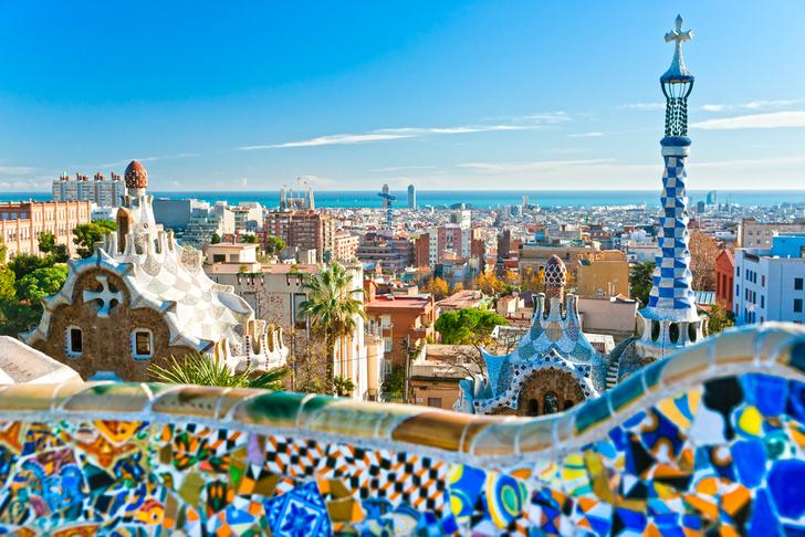 Фото №1 - Исследователи создали карты запахов Барселоны и Лондона