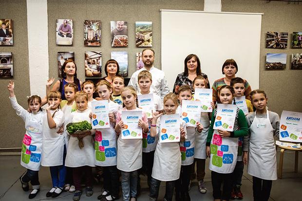 Фото №4 - В Международный день повара состоялся праздничный мастер-класс
