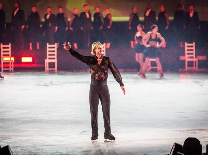 Фото №2 - Знаменитости на ледовом шоу Intimissimi On Ice