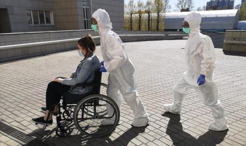 Фото №1 - За последние сутки скорая помощь доставила в ковидные больницы 669 петербуржцев